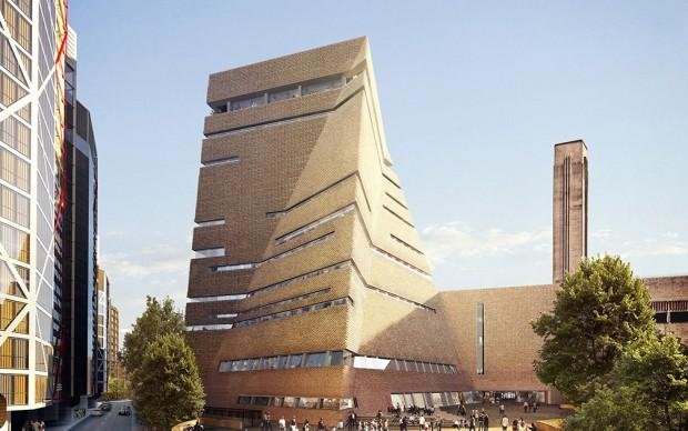 Apre a Londra la New Tate Modern, firmata Herzog & de Meuron