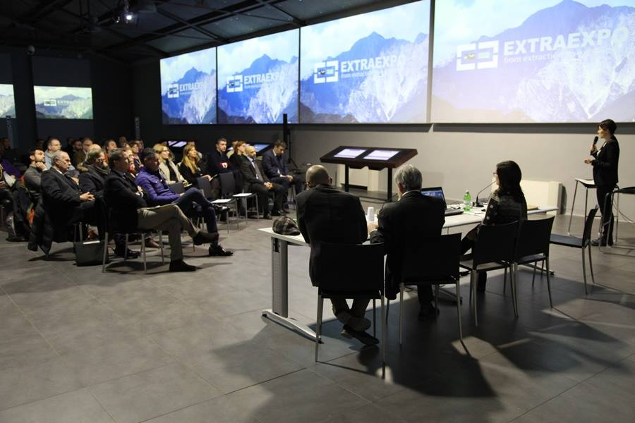 EXTRA EXPO, from EXTRAction to EXPOsition: a journey on how rocks become masterpieces CONFERENZA FINALE