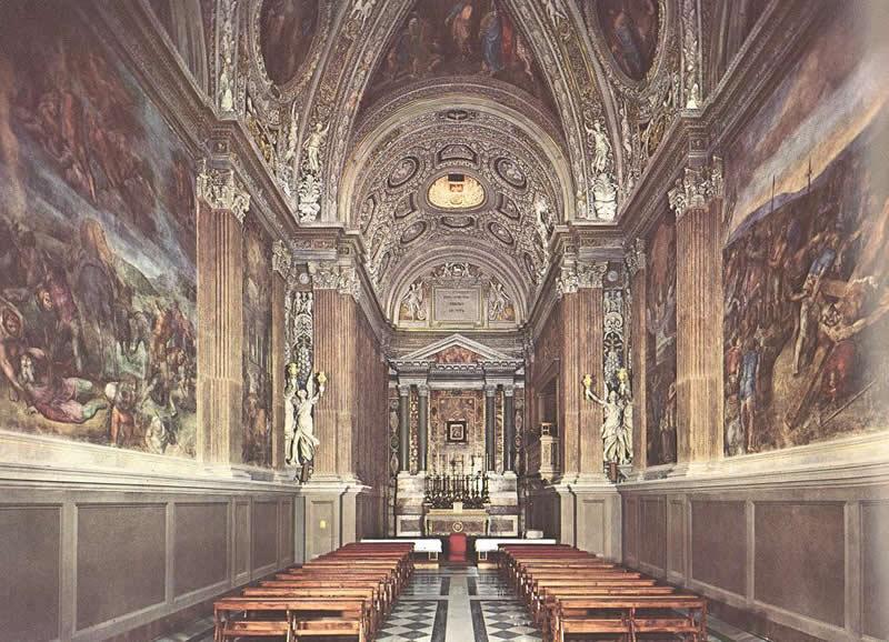 Michelangelo e il vero volto della Cappella Paolina dopo il restauro. Un saggio di Alessandro Zuccari