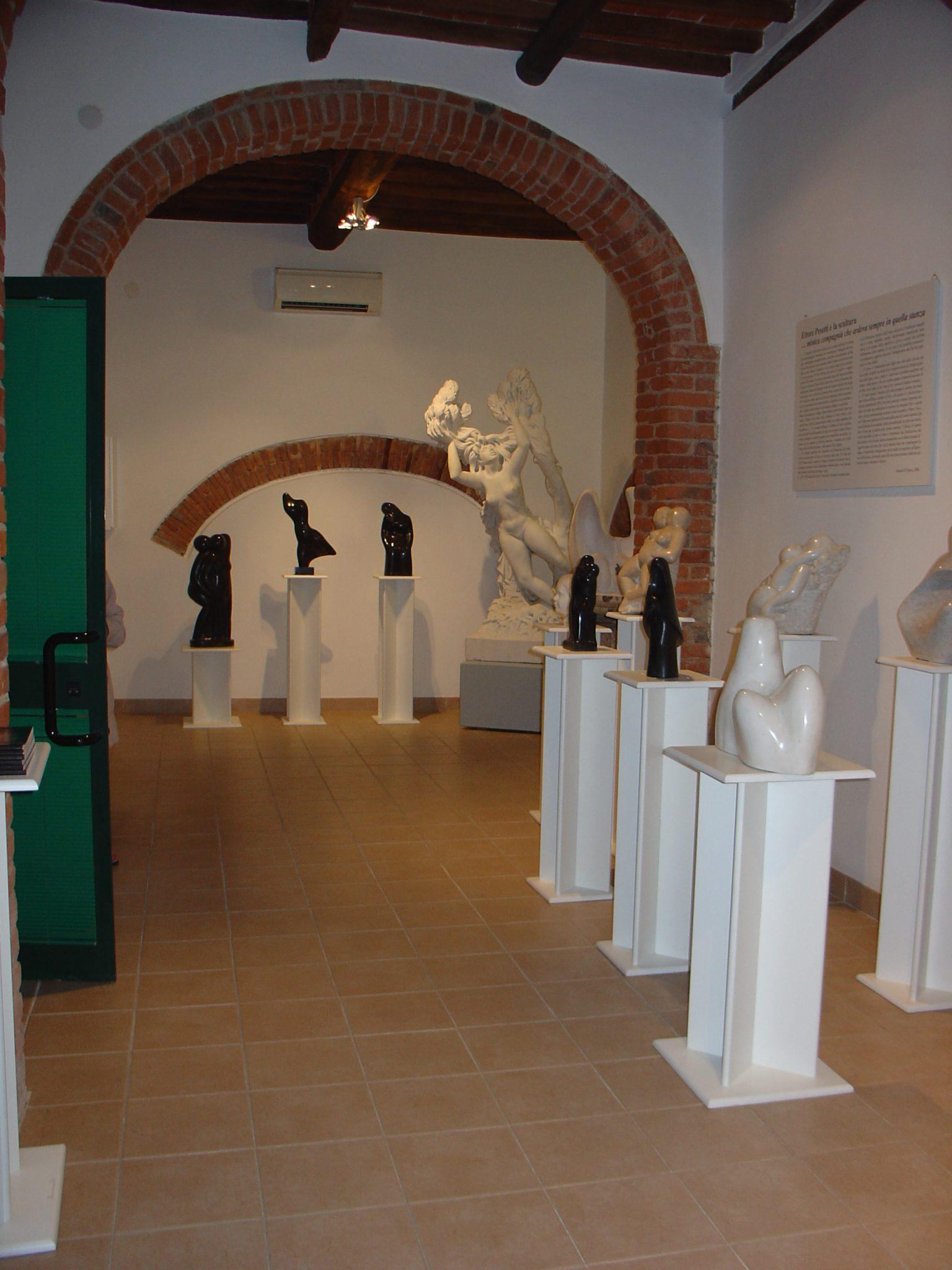 Museo Pesetti - interno