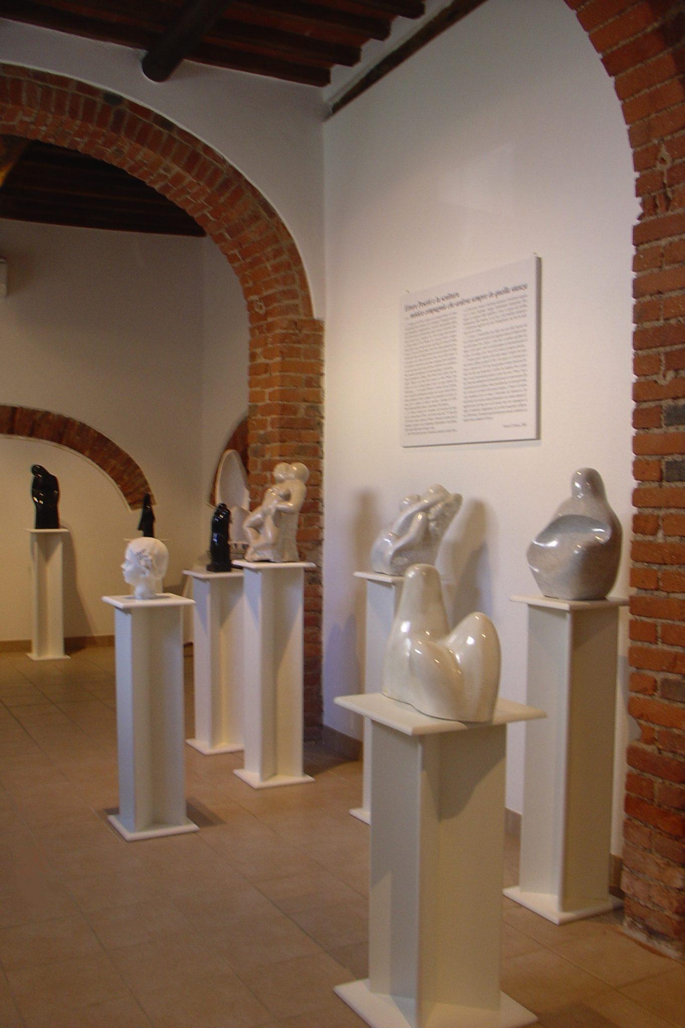Museo Pesetti- interno