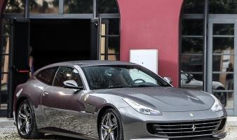 Ferrari International Media Test Drive