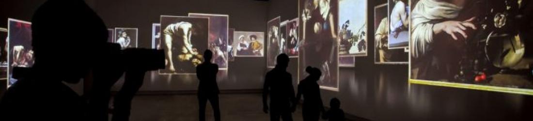 Caravaggio Experience alla Reggia di Venaria. Al via le celebrazioni per il decennale