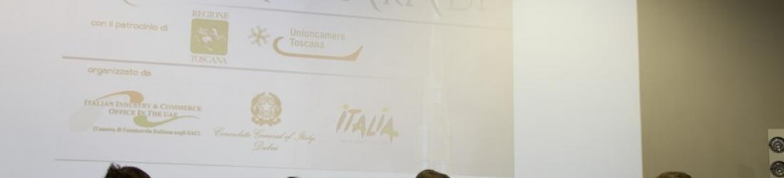 Emirati Arabi Uniti: nuove opportunità per le imprese toscane