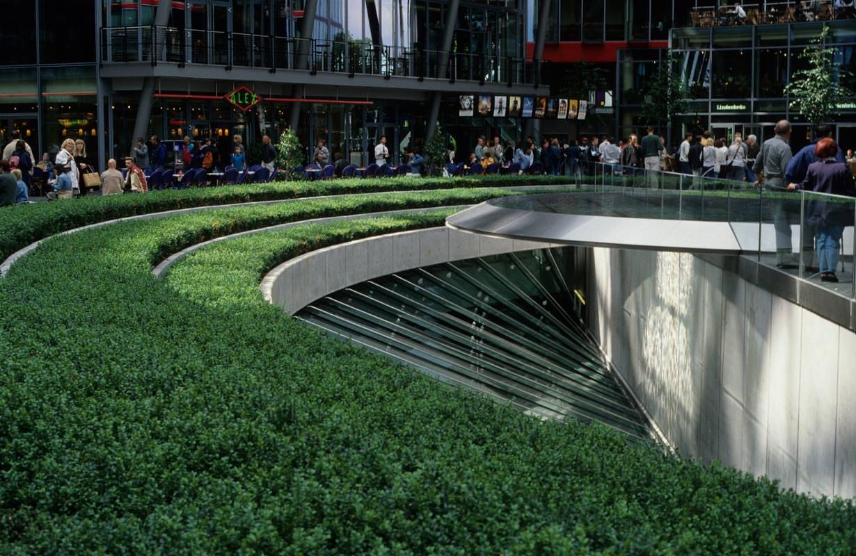 Pwp landscape architecture museo virtuale della scultura for Landscape design center
